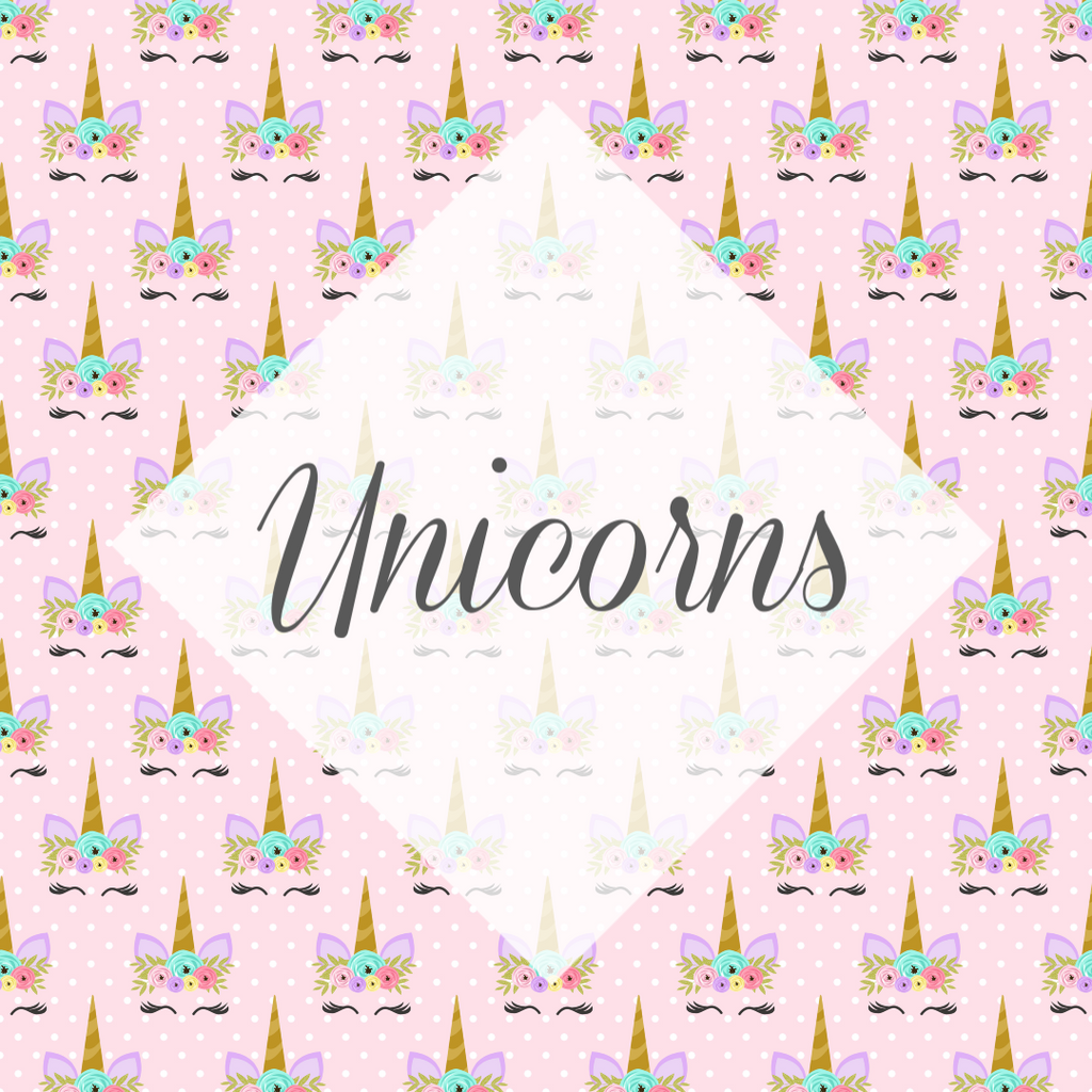*Unicorn Vinyl Collection (UNI)