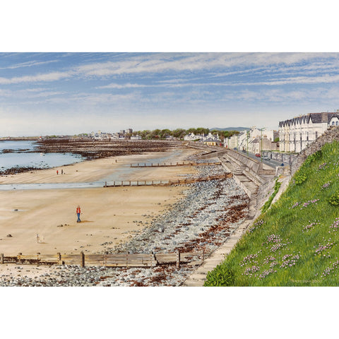 Castletown Bay Greetings Card