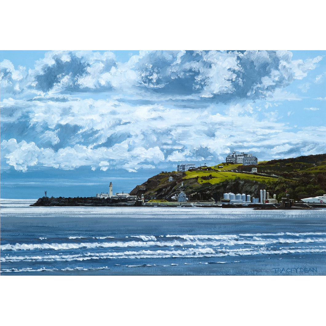 Douglas Harbour Greetings Card
