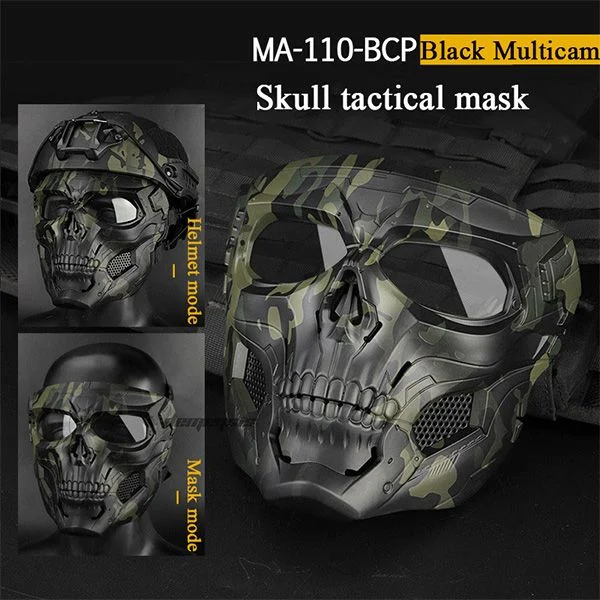 Tactical Skull Mask