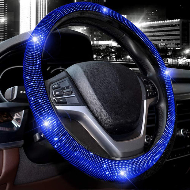 Crystal Steering Wheel Cover for any car