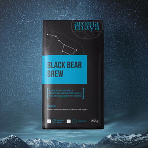 Aroma Maya Coffee - Black Bear Brew