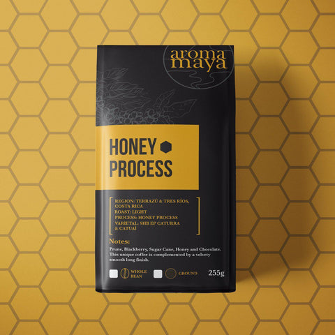 Aroma Maya Coffee - Honey Process
