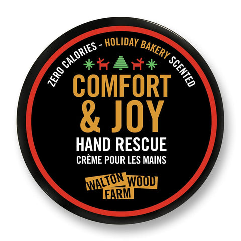 Comfort and Joy hand rescue cream