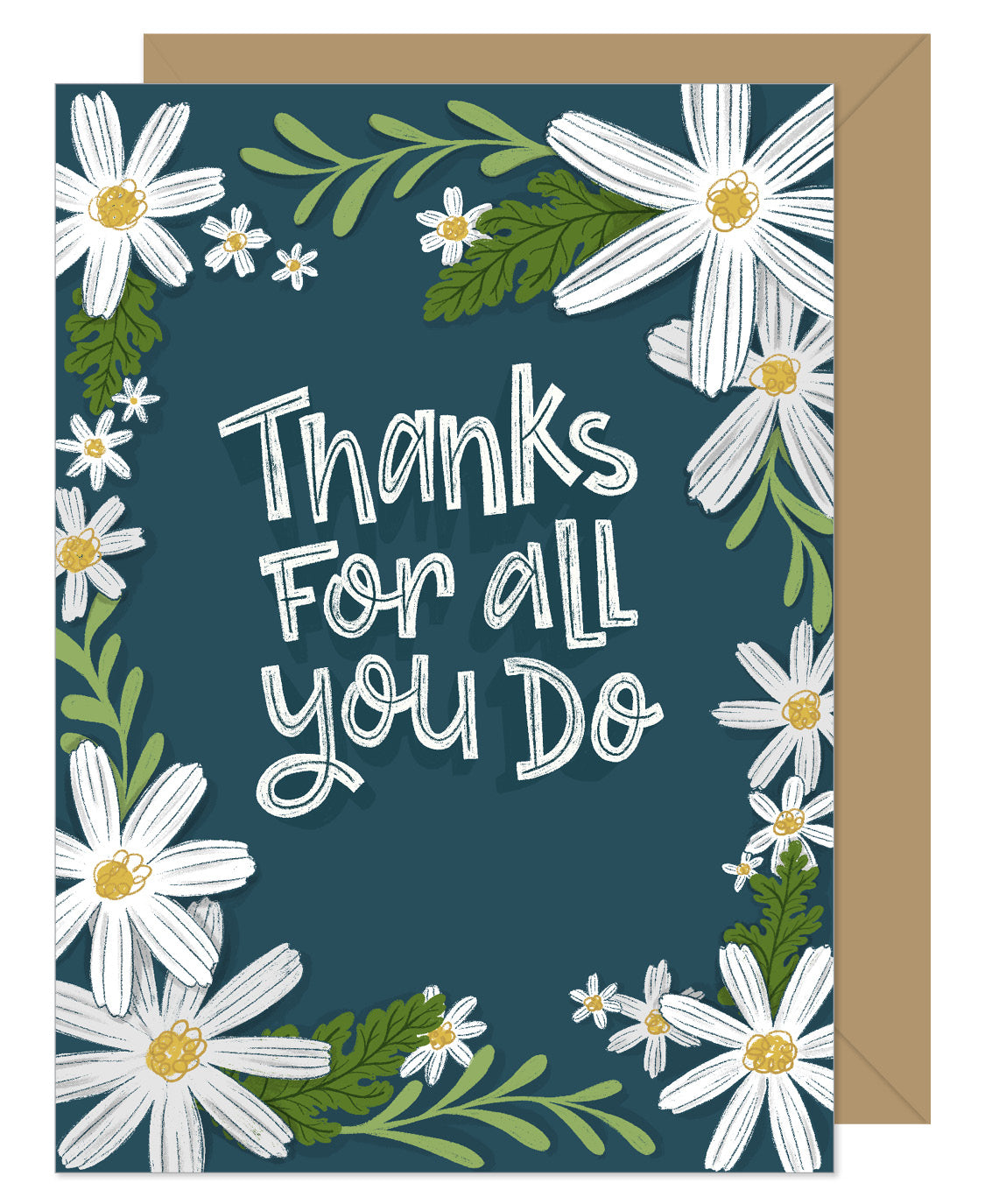 Card - Thanks for all you do