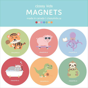Magnet pack for kids