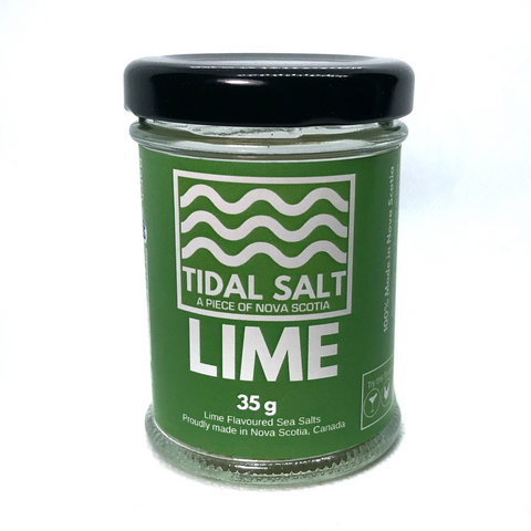 Sea Salt: Lime