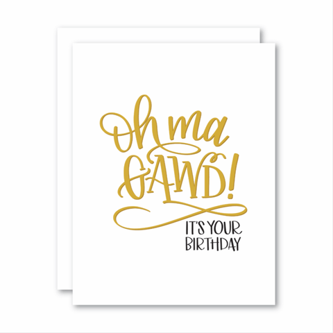 Card - It's your birthday! - Cheerfetti Gift Co.