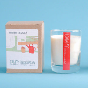 Soy Candle - A Fresh Start - Cheerfetti Gift Co.