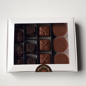 Chocolate - Box of 12 - Available for local deliveries only