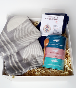 The Cozy Crafter Gift Box Cheerfetti Gift Co.