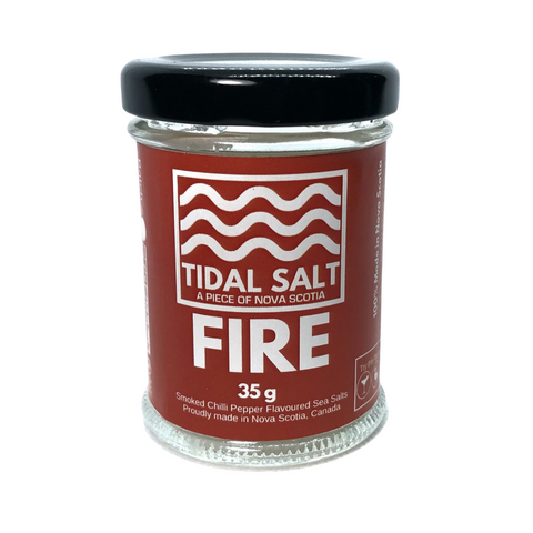 Sea Salt: Fire