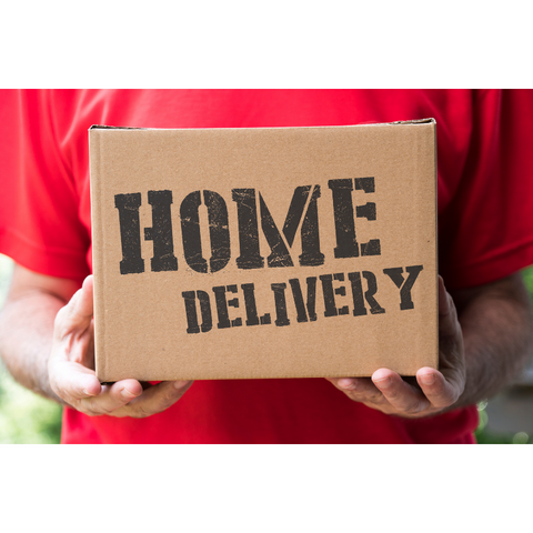 Halifax area delivery times