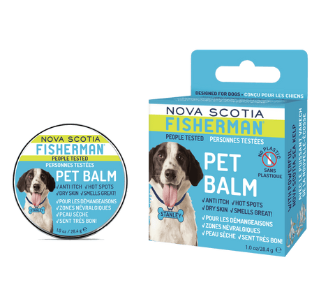 Nova Scotia Fisherman Pet Balm - Cheerfetti Gift Co.