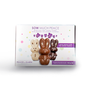 Chocolate - Triple Bunny Box