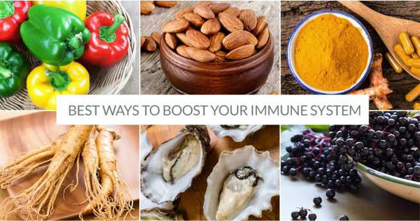 Immunity Booster Supplements