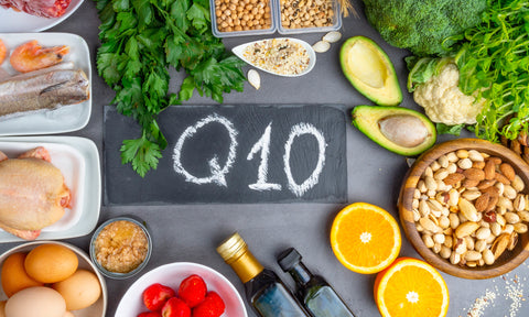Coenzyme Q10 food sources