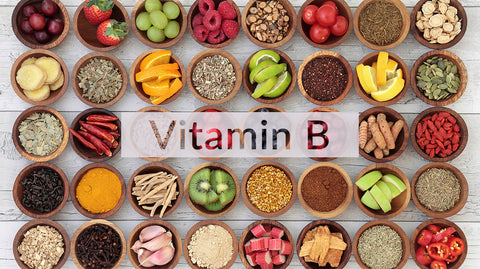 Vitamin B Sources