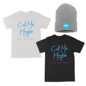 Call Me Maybe Tee + CRJ Beanie