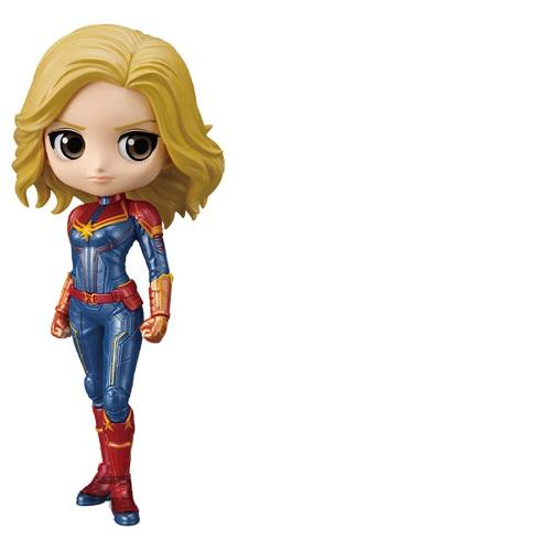 Banpresto  Craneking Q posket Marvel -Captain Marvel- Type B