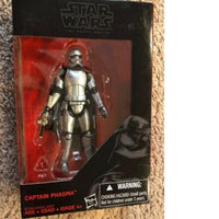 "Captain Phasma - Sealed 3.75"" series figure - Star Wars The Black Series"