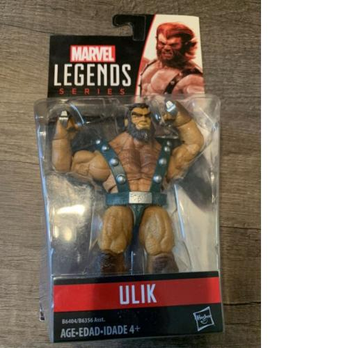 "2016 HASBRO MARVEL LEGENDS SERIES THOR'S ULIK 3.75"" ACTION FIGURE"