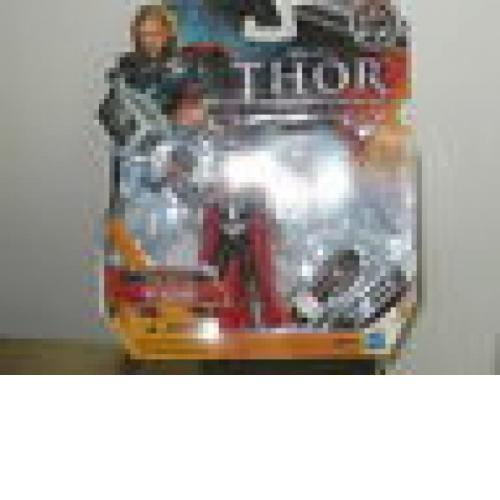 HASBRO DELUXE LIGHTNING FURY THOR ACTION FIGURE NEW