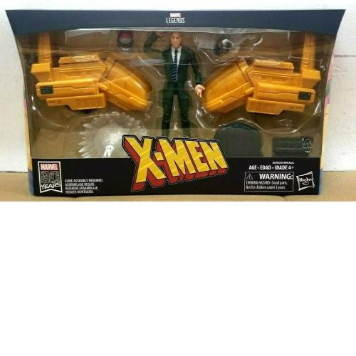 HASBRO MARVEL LEGENDS ULTIMATE FIGURE & VEHICLE SET X-MEN PROFESSOR X AF