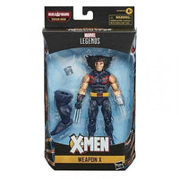 "HASBRO MARVEL LEGENDS SERIES X-MEN 6"" INCH [WEAPON X] Action Figure"