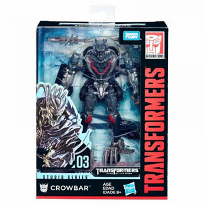 Hasbro Transformers Studio Series 03 Deluxe Class Crowbar Action Figure