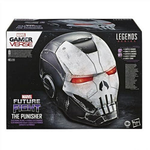 HASBRO MARVEL LEGENDS FUTURE FIGHT [THE PUNISHER] ELECTRONIC HELMET PROP REPLICA