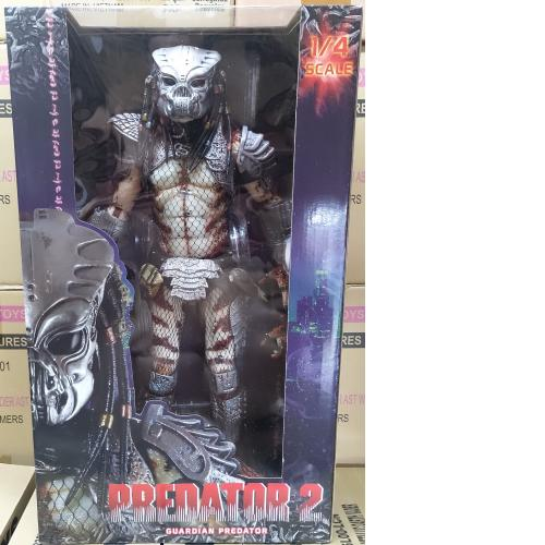 RARE NECA 1/4 Scale Action Figure GUARDIAN PREDATOR