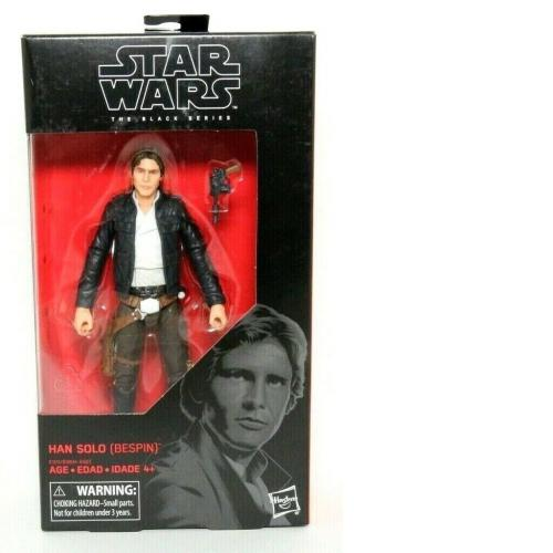 Han Solo Star Wars The Black Series Empire Strikes Back 6""