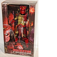 "MISP NECA BIG RED PREDATOR 1/4 Scale 18"" inch movie action figure 2013 REEL TOYS"