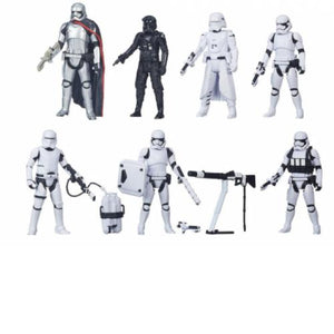 Star Wars Force Awakens First Order Legion Trooper 7 Pack 3.75""