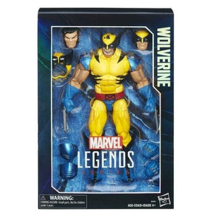 "Marvel Legends Wolverine 12"" Collectible Action Figure Hasbro"