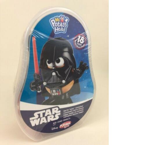 Darth Tater Disney Star Wars Mr Potato Head Darth Vader Playskool 18 Piece Set