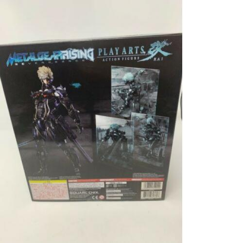SDCC2013 Play Arts Kai Metal Gear Rising Revengeance Raiden Custom Blue ver.