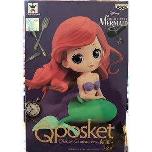 Banpresto Craneking Q posket The Little Mermaid- Ariel