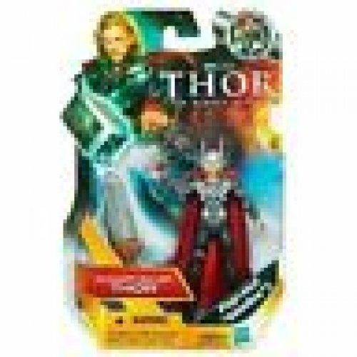 THOR The Mighty Avenger Deluxe Hammer Smash Thor Movie # 07