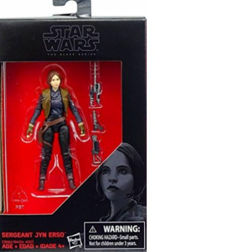 "Star Wars - The Black Series 3.75"" - Sergeant Jyn Erso"