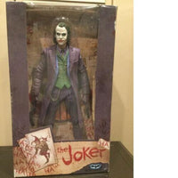 NECA  THE DARK KNIGHT JOKER 1/4 SCALE 18 INCH HEATH LEDGER