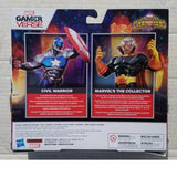 "Marvel Contest of Champions 3.75"" The Collector Vs Civil Warrior Figures 2 Pack"
