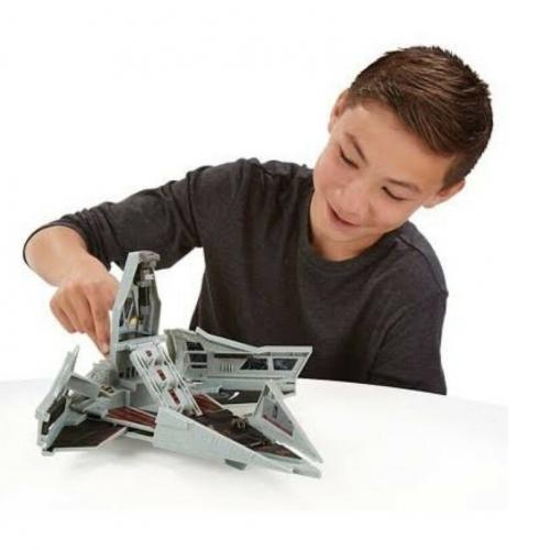 Star Wars Force Awakens First Order Star Destroyer MicroMachines