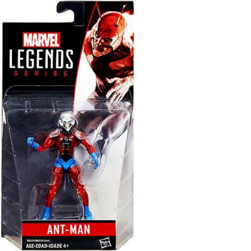 "2016 HASBRO MARVEL LEGENDS SERIES ANT-MAN 3.75"" ACTION FIGURE"