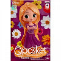 Banpresto Craneking Q posket Tangled- Rapunzel Girlish Charm- Type A