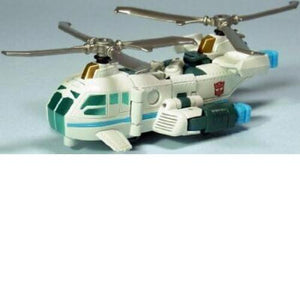 Transformers United EX RollerMaster vs ChopperMaster EXP01 Figure