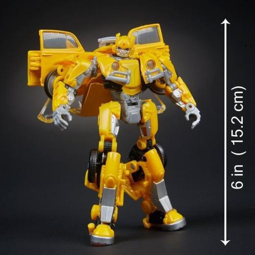 HASBRO Transformers STUDIO SERIES DELUXE CLASS SS#18 [BUMBLEBEE] Action Figure