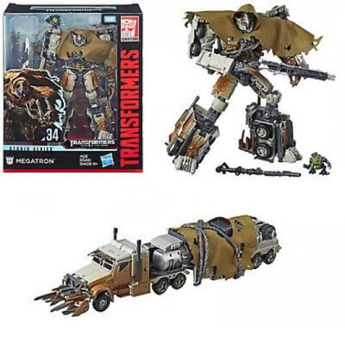 Transformers: Studio Series ~ Decepticon MEGATRON (#34) FIGURE Leader Class