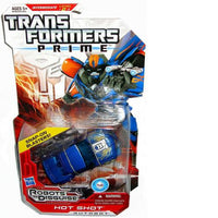 Transformers Prime 2012 Robots in Disguise Deluxe Figure RID Hot Shot